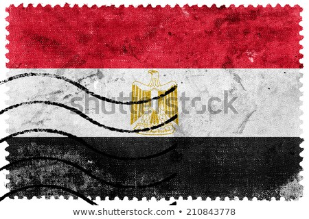 mail to-from Egypt Stock photo © perysty