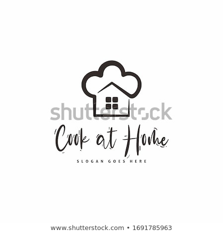 home cooking concept vector illustration stock photo © rastudio