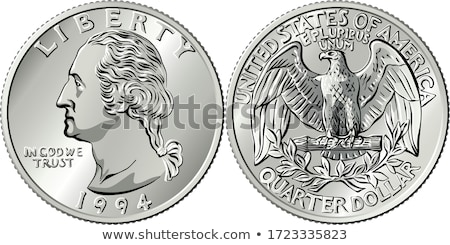 Quarters Stock photo © chrisbradshaw
