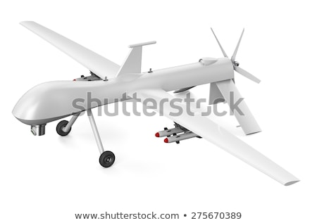 Stock photo: Unmanned Combat Air Vehicle