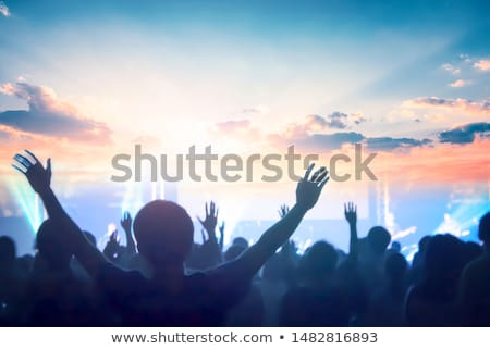Praised Stock photo © pressmaster
