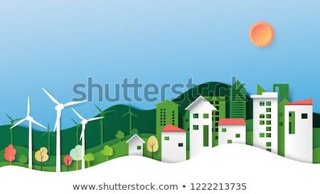 Foto stock: Environmental Ideas