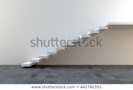 Floating Staircase Stock photo © cteconsulting