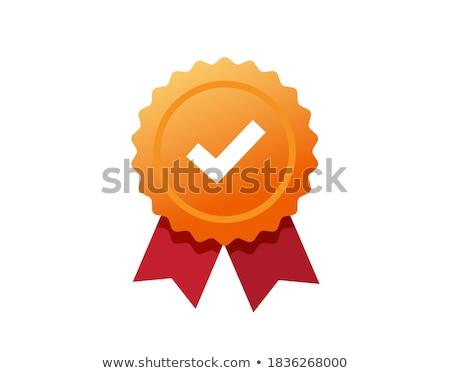 Guaranty Ribbon stock photo © cteconsulting