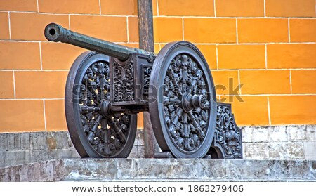 Napoleon's Cannon Stock photo © eldadcarin