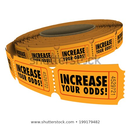 Increase Your Odds Stock photo © Lightsource