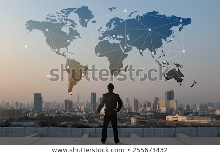 global vision stock photo © lightsource
