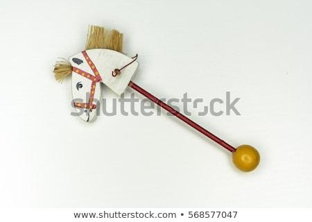 Small Vintage sword isolated on white Stock photo © pxhidalgo