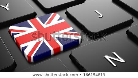 Londen · jas · armen · vlag · stad · kruis - stockfoto © tashatuvango
