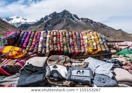 традиционный продажи туристических место высокий Сток-фото © xura