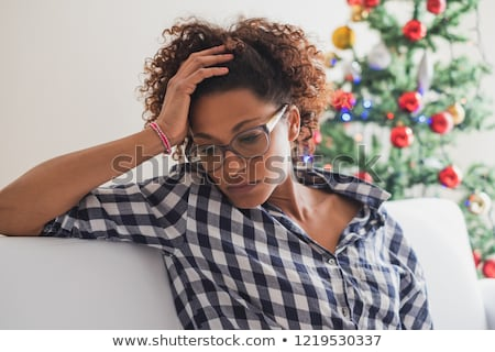 holiday depression stock photo © lightsource