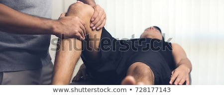 sports medicine stock photo © lightsource