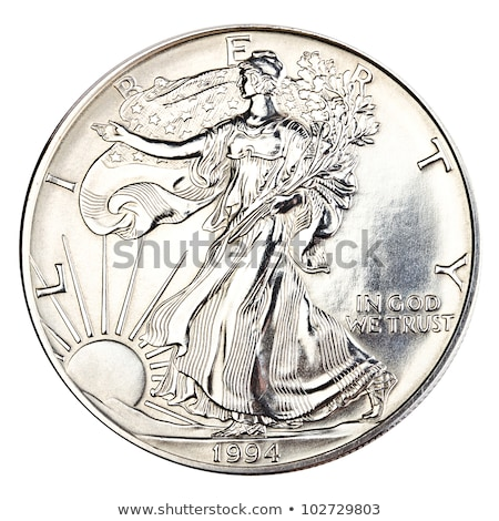 trade silver dollar coin stock photo © relu1907