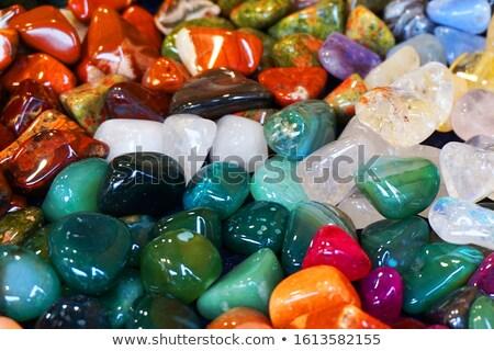 nice jasper mineral texture  Stock photo © jonnysek
