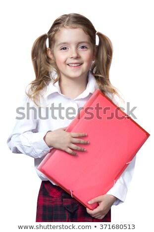 caderno · sete · branco · internet · laptop - foto stock © monkey_business