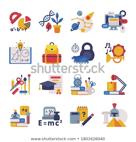 Astronomy Subject in School, Geography Discipline Stock photo © robuart