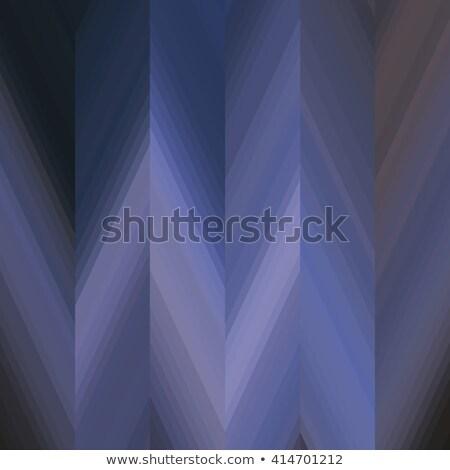Ziguezague abstrato vetor padrão papel projeto Foto stock © LittleCuckoo