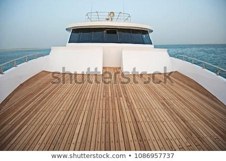 cruise · vrachtschip · horizon · hemel · achtergrond · oceaan - stockfoto © franky242
