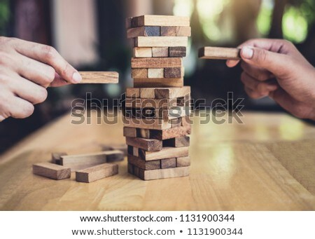 alternative risk concept plan and strategy in business young i stock photo © freedomz
