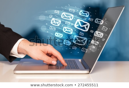 email marketing message stock photo © fuzzbones0