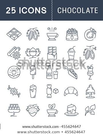 Icon umber Stock photo © zzve