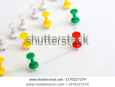 Company organizational structure icon for HR management Stock photo © ussr