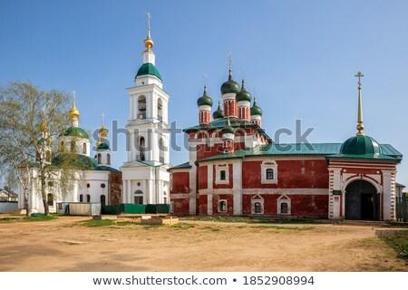 Feodorovskaya church , Yaroslavl Stock photo © borisb17