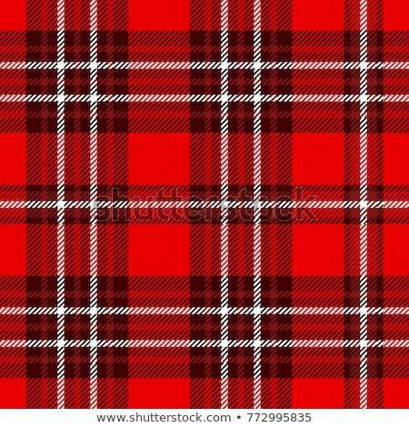 the red plaid pajama shirt stock photo © ruslanomega