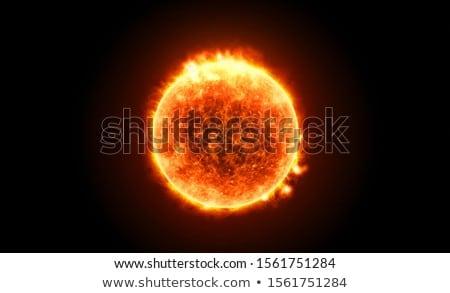 hot planet Stock photo © fotoaloja