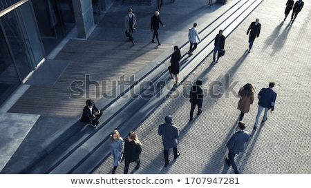 Business morning. Stock photo © Fisher