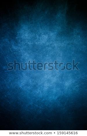bege · azul · parede · textura · sujo · espaço - foto stock © magann