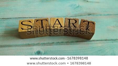 visão · desenvolvimento · progresso · fluxo · de · trabalho · meta · estratégia · de · negócios - foto stock © studiostoks