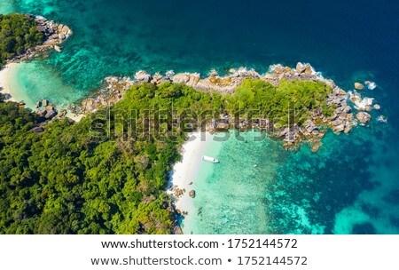 美しい 海 海 波 海岸 表示 ストックフォト © Anneleven