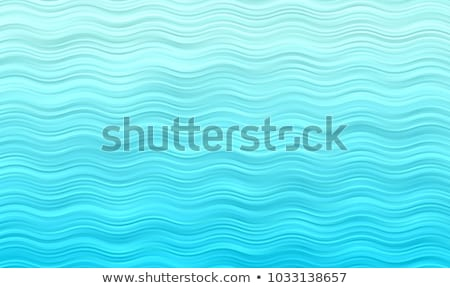 Blue horizontal hatching background Stock photo © studiostoks