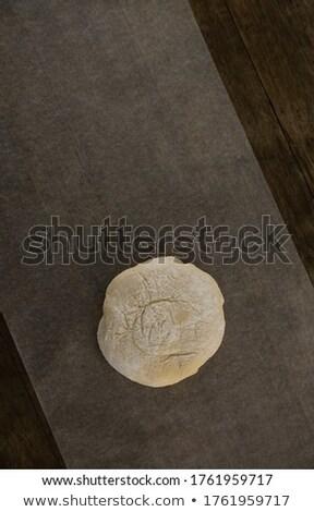 ボール バター 紙 頭 表示 電話 ストックフォト © wavebreak_media