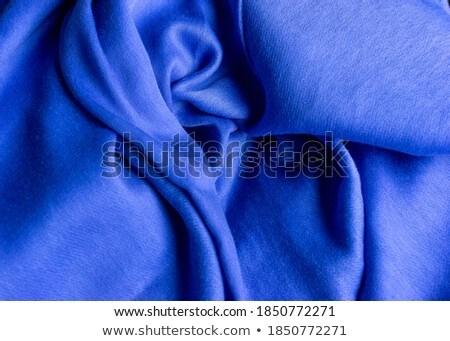 Purple soft silk texture, flatlay background Stock photo © Anneleven