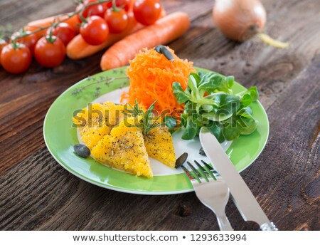 Italian traditional polenta Stock photo © Alex9500