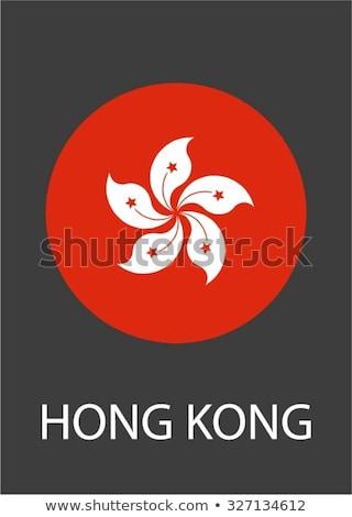 Hong-Kong pavillon blanche design monde fond Photo stock © butenkow