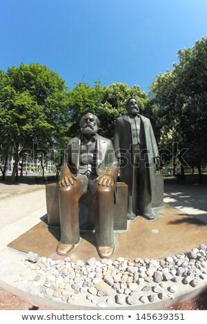 Marx-Engels-Forum in Berlin Stock photo © chrisdorney