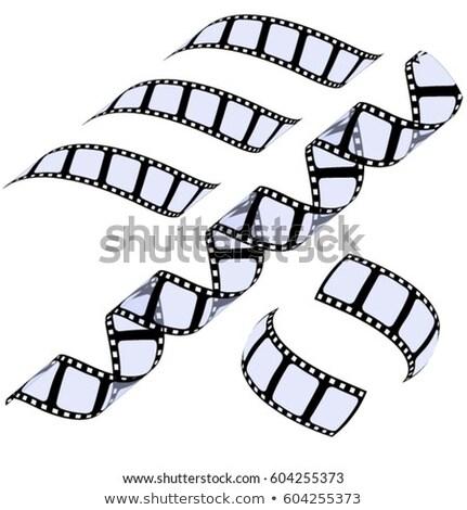 filmstrip · film · ontwerp · achtergrond · kunst · industrie - stockfoto © paha_l