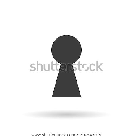key hole Stock photo © get4net