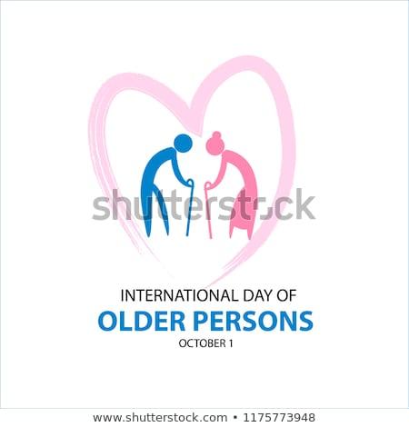 Communities for older people abstract concept vector illustration. Stock photo © RAStudio