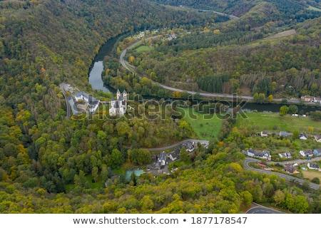Obernhof Abbey Arnstein Stock photo © LianeM