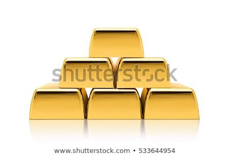 Sûr dépôt argent bijoux ouvrir or Photo stock © jossdiim