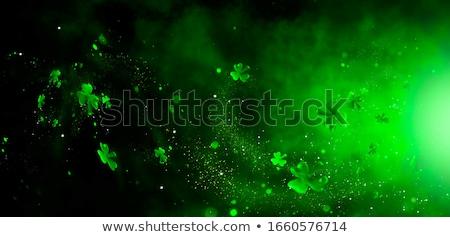 abstrato · arco-íris · verde · ouro · papel · de · parede · férias - foto stock © pathakdesigner