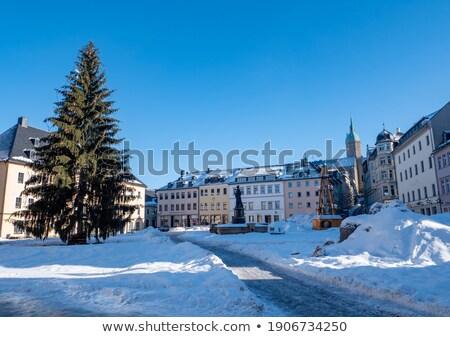 Annaberg-Buchholz Weihnachtsmarkt - Annaberg-Buchholz christmas market 06 Stock photo © LianeM