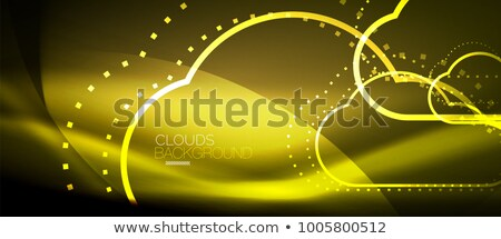 Cloud Computing Piracy Security Concept Stock photo © make