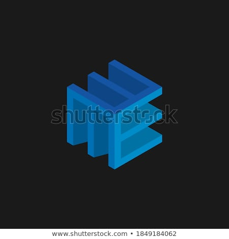 abstract logo template Stock photo © pathakdesigner