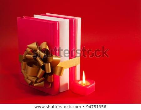 сжигание · книгах · огня · бумаги · книга · дым - Сток-фото © andreykr