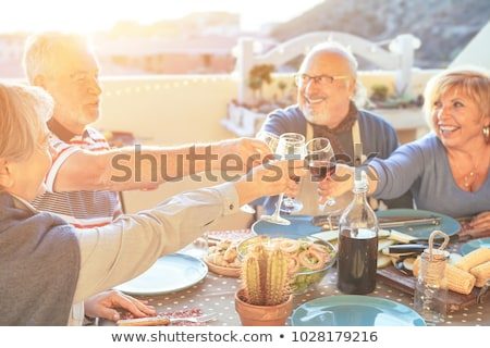 couple · restaurant · amour · homme - photo stock © photography33